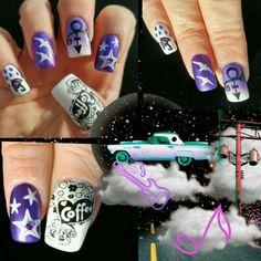 My Prince nail art