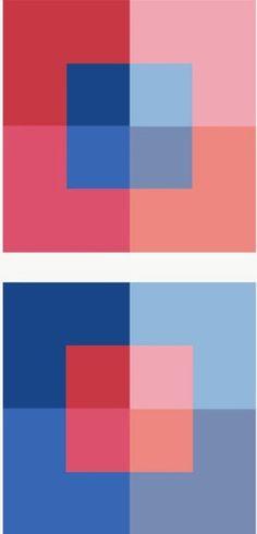 In Josef Albers App, Colors Interact | MuseumZero