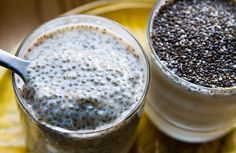 You've probably heard of chia seeds, right? Chia originates from Guatemala and Central and South Mexico. Chia is actually a Mayan world for strength. This amazing and incredible plant was used for centuries in order Chia Seeds Side Effects, Raw Food Recipes, Healthy Recipes, Healthy Foods, Chia Benefits, Health Benefits, Cure Diabetes, Chia Pudding, Vegan Pudding