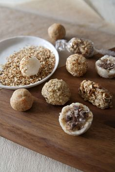 Natural running fuel: recipes for take-along food for distance runners (via the Feed Zone)
