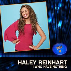 Found I Who Have Nothing (American Idol Performance) by Haley Reinhart with Shazam, have a listen: http://www.shazam.com/discover/track/56247322