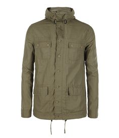 7fc5aa97e Red Check Duffle Coat by Pretty Green | Pretty Green | Pretty green, Duffle  coat, Green