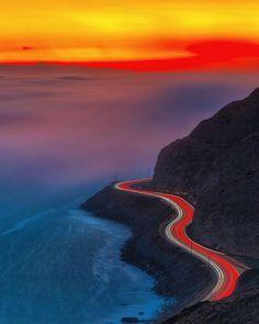 881 отметок «Нравится», 7 комментариев — NightScaper - Royce Bair (@roycebairphoto) в Instagram: «presents the N I G H T S C A P E R Photo Award to ... . @cecphotos . Pacific Coast Highway at…»