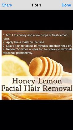 Remove Facial Hair Permanently #Fashion #Beauty #Trusper #Tip