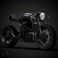 CX500 cafe racer by Ziggy Moto via CAFE RACER