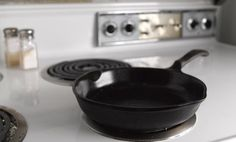 Cooking School: The Right Way to Season Cast Iron Cookware...  Cleaning cast iron skillets correctly is the key to keeping them from getting rusty and losing their seasoning. This simple technique will keep your skillet clean and extend its life for years to come.