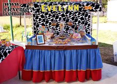 The toy story party we set-up! Love the candy bar we did? Everything personalised by the El Evento team! Check out our fb page for more photos! #style #candybar #toystory #toy #story #wow #partyinspo #kidsparty #personalised #inspo #party #birthday #australia #event #kids #planner #eventplanner #yummy #cute