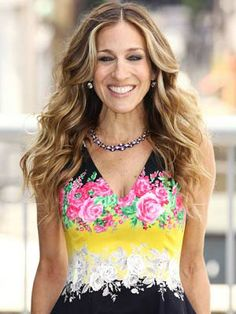 Sarah Jessica Parker Can Do It All (Except Paint Her Nails):Sarah Jessica Parker may be currently starring in a film about a woman hellbent on balancing a caree