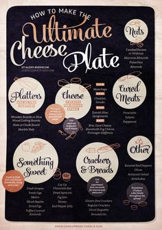 How To Build The Ultimate Cheese Plate | Lexi's Clean Kitchen & American Express
