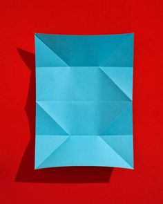 federicociamei:  unfolded candy, 2012 from unfolded origami