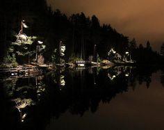 Nominert til Norsk Lyspris - Notodden - Telen Oslo, River, Outdoor, Image, Outdoors, Outdoor Games, The Great Outdoors, Rivers