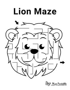 Sunday School Crafts For Kids, Bible School Crafts, Bible Crafts For Kids, Preschool Crafts, Free Preschool, Worksheets For Kids, Mazes For Kids Printable, Free Printable, Cub Scout Activities