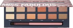 Ulta Cosmetics Miss Fabulous Jenny Fox Eye Shadow Palette New 2016 Limited Edition Colors ** Read more reviews of the product by visiting the link on the image.