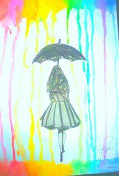*---* hermoso dibujo de un artista que apenas da sus inicios,
