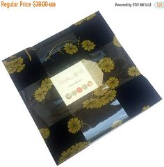 ON SALE Moda Fabric HAIKU Oriental Theme  42 by SeamsSewCharming