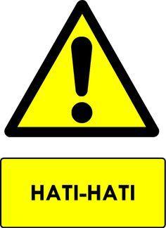 Rambu K3 Kumpulan Rambu Bahaya K3 Safety Sign Manajemen K3 Umum P3k