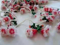 Gorgeous Hand Crocheted Turkish Oya by colourfulrose on Etsy, $24.90