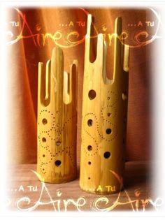 adornos con bambu en pinterest - Buscar con Google