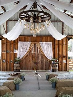 Cypress M Ranch Florida Rustic Weddings Barn Wedding