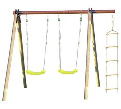 Buy Trigano Swing Set at Argos.co.uk, visit Argos.co.uk to shop online for Swings, Swings, slides and climbing frames, Outdoor toys, Toys