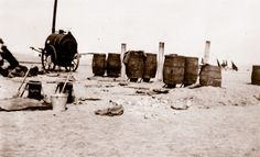 Serbian Barrel - the barrel which saved many lives - Macedonia 1912-1918