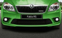 Fabia: marca de un modelo de coche de la firma checa SKODA, es nombre romano de mujer.