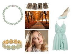 """""""Clio"""" by danicathorne ❤ liked on Polyvore featuring New Look, Honora, Club Monaco and BillyTheTree"""