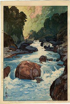 japanese woodblock prints - Google Search