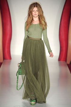 Mulberry S/S 2012