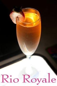 Summer drink ideas just desserts pinterest for Cocktail 69 special