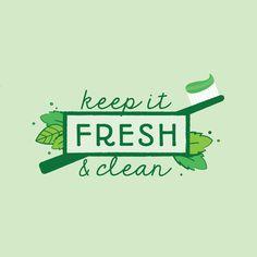 Cuida de tus dientes a diario y mantendrás tu sonrisa fresca y limpia. Te recomendamos usar tanto hilo dental como enjuague bucal para mejores resultados.