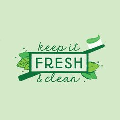 DON'T FORGET to keep it fresh this summer! Brush twice daily and floss to keep your smile bright! #parkridgedentist