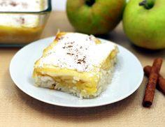 Ryż zapiekany z jabłkami i budyniem – Bullio French Toast, Cooking, Breakfast, Food, Diet, Apple Pie Cake, Kitchen, Morning Coffee, Eten