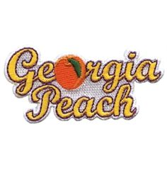 georgia peach -