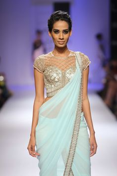 'Rebel with a Cause' by Sonaakshi Raaj for Lakme Fashion Week! #JabongLFW #lakmefashionweek