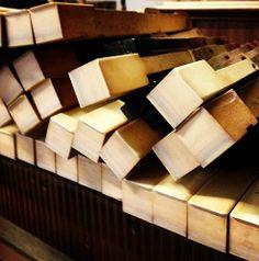 reclaimed piano keys ready for restoration  www.shacklefordpianos.com