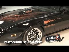 Overseas Trans Ams - Restore a Muscle Car & Mike Lavallee