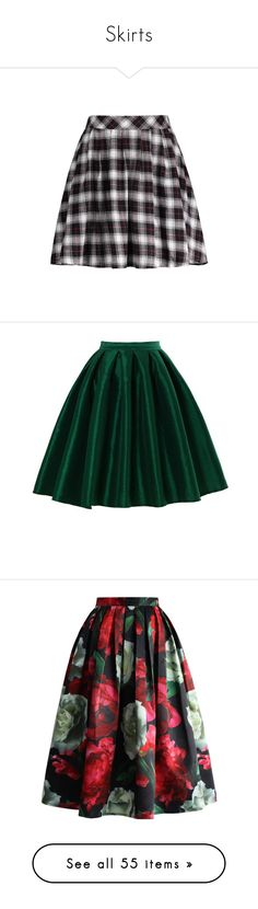 """""""Skirts"""" by ace-in-space ❤ liked on Polyvore featuring skirts, mini skirts, bottoms, rosegal, tartan a line skirt, plaid skirt, tartan plaid mini skirt, plaid mini skirt, tartan mini skirt and red"""