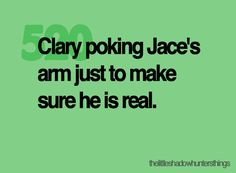 you never know... ~Pinned by Clary