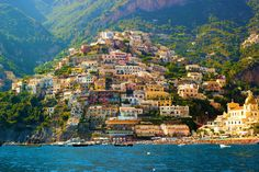 Positano is the coast's most picturesque and photogenic town, with vertiginous houses tumbling down to the sea in a cascade of sun-bleached peach,...