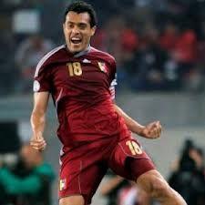 Juan Arango, mejor futbolista venezolano, sangre vinotinto