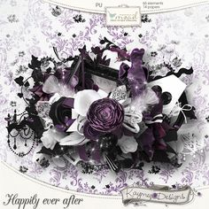 *** NEW ***  Happily ever after by Kaymee Designs  http://www.myscrapartdigital.com/shop/index.php?main_page=product_info=24_54_id=1699