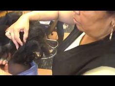 Dominican Hair Salon By Massiel - Natural Hair Blow-out (+playlist)