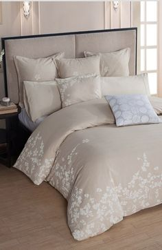kensie 'Laramie' Duvet Cover & Shams at Nordstrom.com. A soft cotton duvet cover and matching shams patterned with leafy, nature-inspired graphics add earthy charm to your bedroom décor.