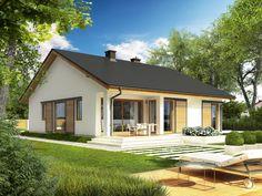 Projekt domu AC Rafael III G1 - DOM AF2-26 - gotowy projekt domu
