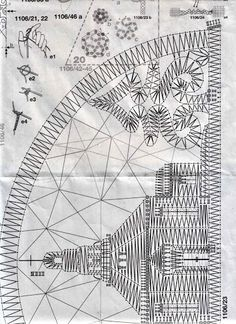 From Annacraft - Lada - Picasa-Webalben Bobbin Lace Patterns, Lacemaking, Wall Decor, Album, How To Make, Landscapes, Scenery, Archive, Picasa
