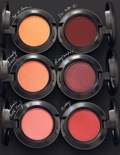 The Day in Beauty Vol. 22: The MAC Bangin' Brilliant Eyeshadows and Baby Steps