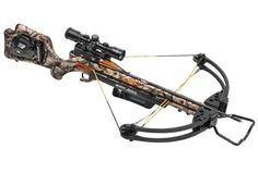 Wicked Ridge Invader G3 Crossbow Package by Ten Point WR15