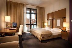 Hotel Hamburg | Atrium Zimmer | Außergewöhnliches Wohnen im ersten Design Hotel Hamburg