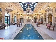Formal Indoor Pool